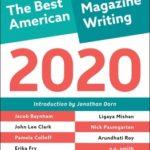 [PDF] [EPUB] The Best American Magazine Writing 2020 Download