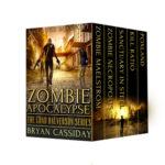 [PDF] [EPUB] Zombie Apocalypse:  The Chad Halverson Series Download